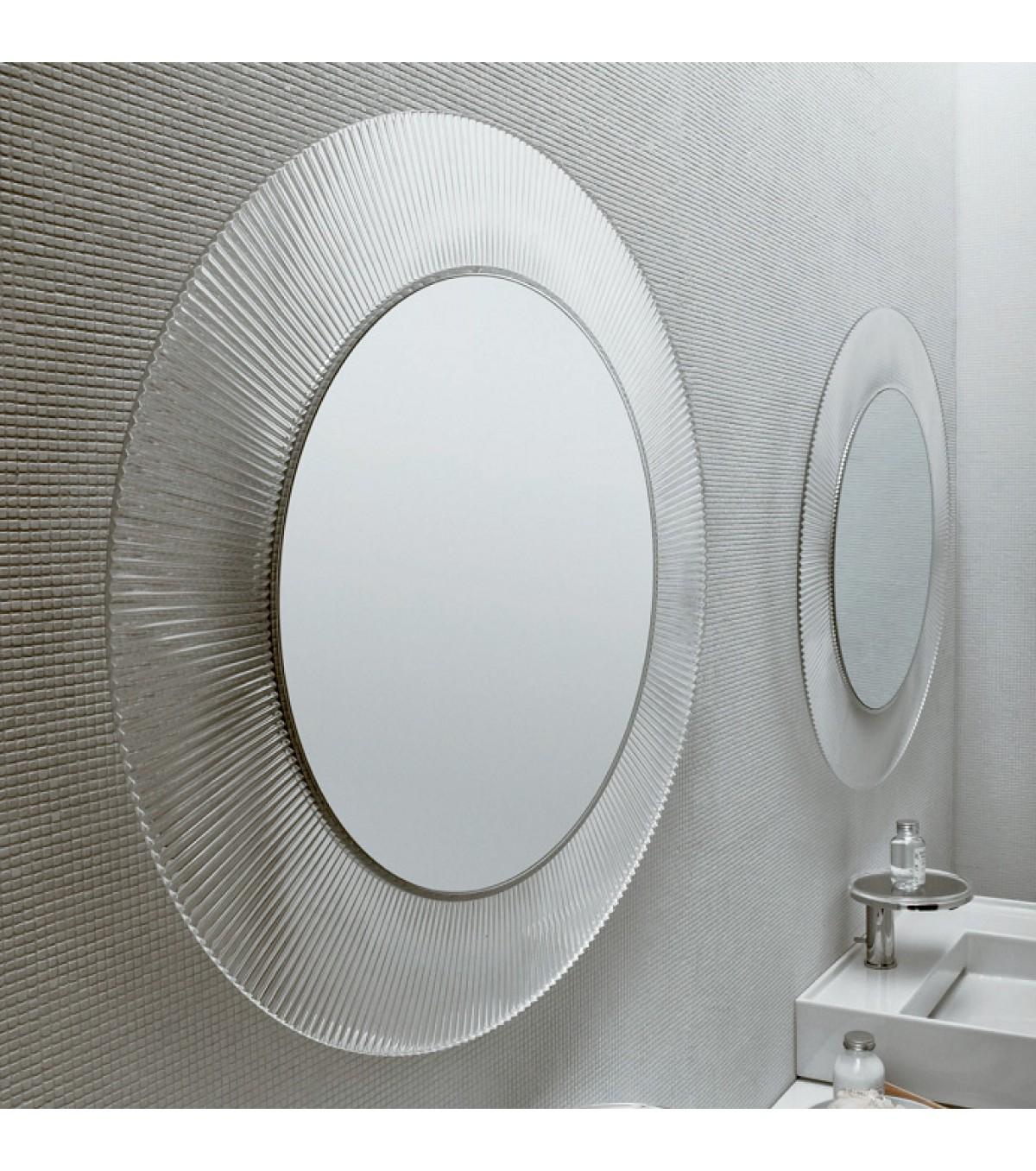 Зеркало из пластика